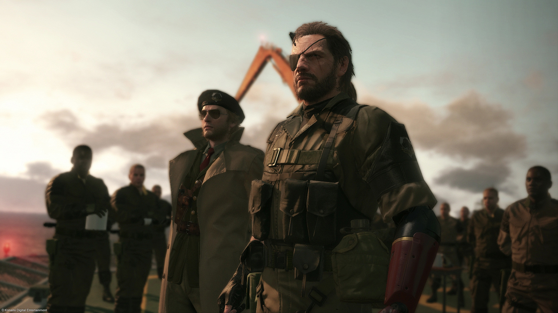 MGS V The Phantom Pain