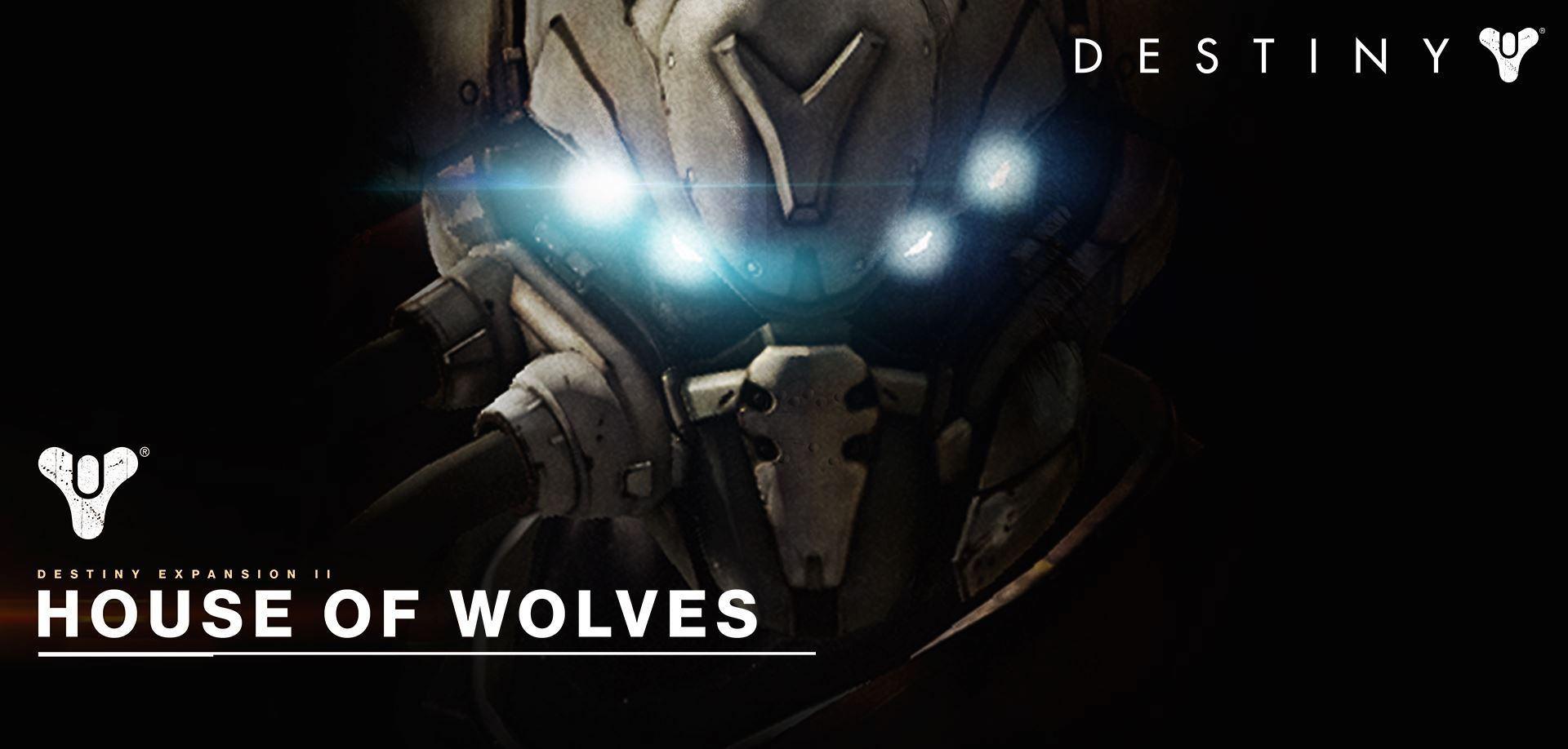 Destiny La Maison des Loups