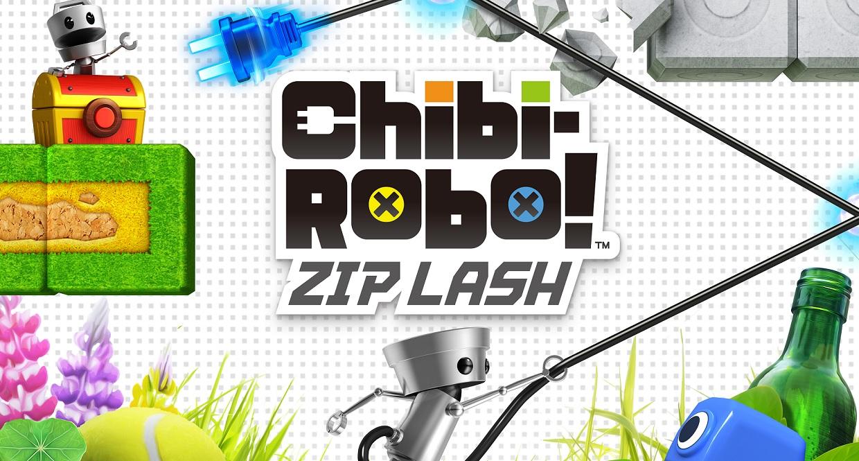 Chibi Robo! Zip Lash