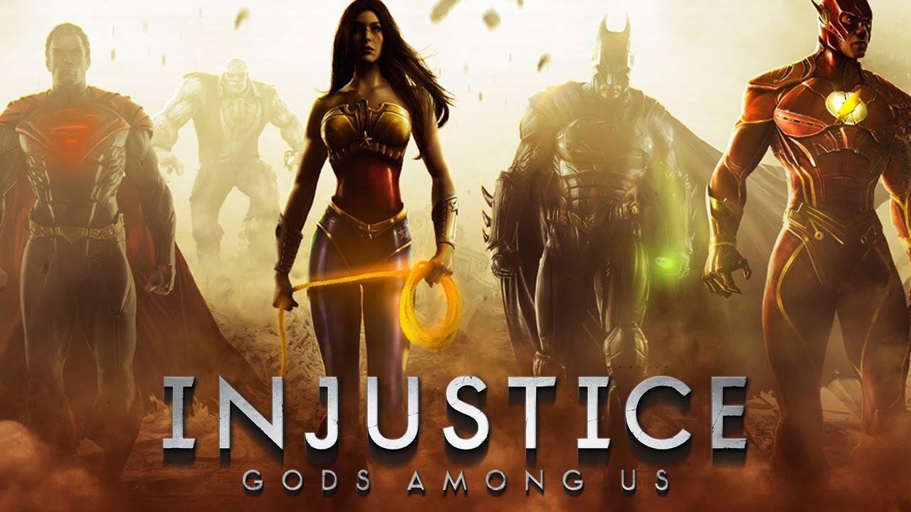 Injustice Les Dieux Sont Parmi Nous