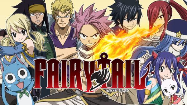 VIDEO] Fairy Tail est désormais disponible sur Switch, PS4 et ...