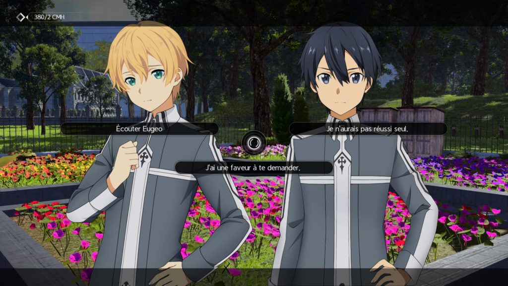 SWORD ART ONLINE Alicization Lycoris_20200717190542